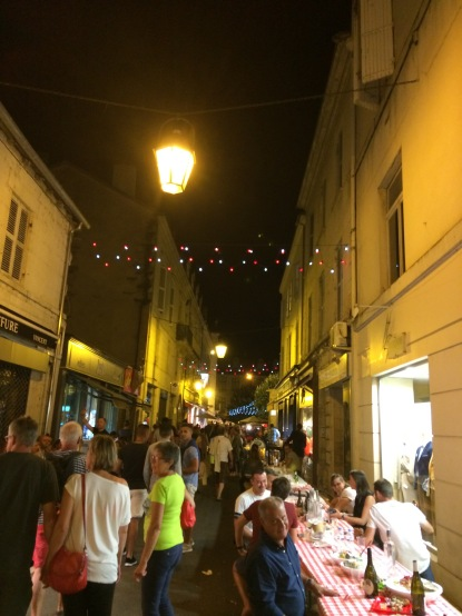 Perigueux Night markets
