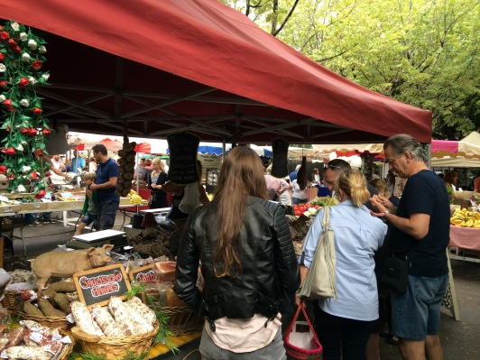 Riberac Friday markets