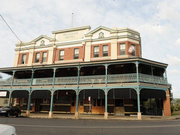 Australian pub in Lismore