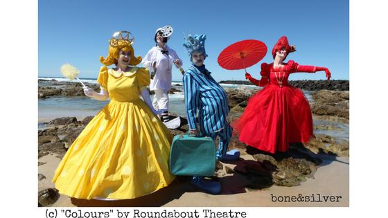 Children's immersive theatre show, by Roundabout Theatre in Australia