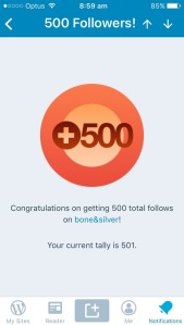 The number one tip for getting 500 followers #WordPress #blogging #bloggingtips #writer
