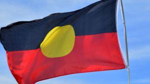 Aboriginal flag for Invasion Day #Australia #AustraliaDay #changethedate #respect @boneAndsilver