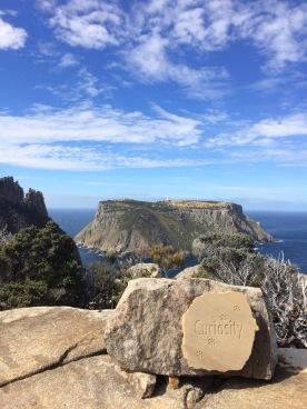 Walking for wellbeing through coastal plains in Tasmania, Australia