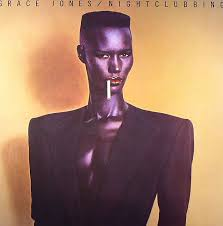 Iconic album cover of iconic singer Grace Jones #popsinger #gracejones #documentary