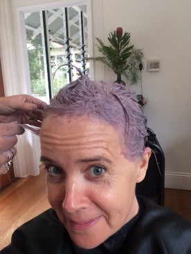 Going purple or blonde? #hair #mysterious #colour #over50