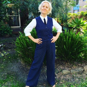 Vintage 3-piece wool suit has me strutting my stuff over 50 online dating
