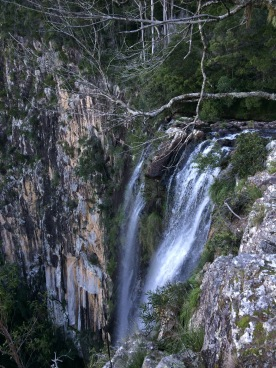 Waterfall in Australia to hike to for Mother's Day self care and wellbeing over 50