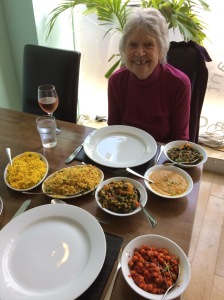 Sharing healthy food over 50 staves off dementia