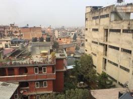 #Kathmandu #rooftop #Nepal #cityscape @boneandsilver