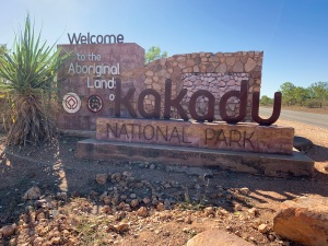 Kakadu National Park is World Heritage listed, and deserves it