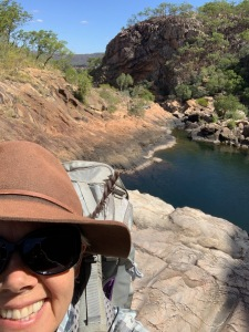 Selfies in sunnies are essential in Kakadu